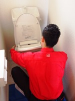 トイレクリーニング